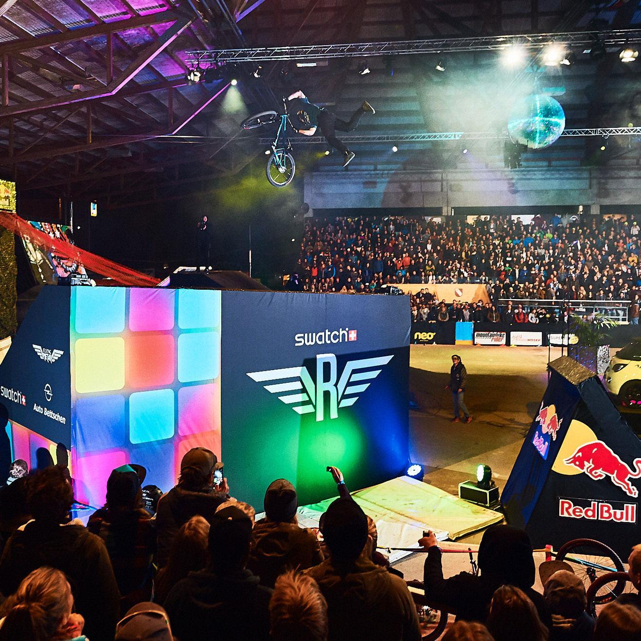Eventfotografie-Sport-Bike-Event-Swatch-Rocket-Air-Thun